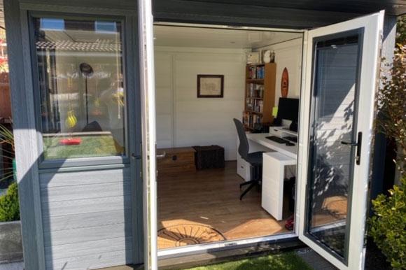 Composite Garden Office Southampton