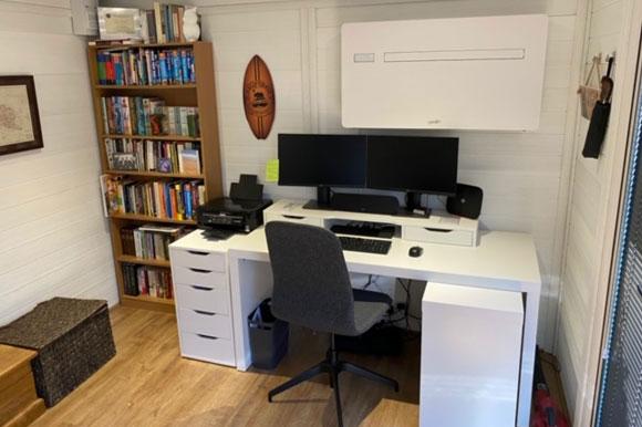 Composite Garden Offices Southampton