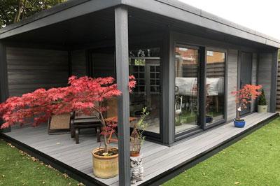 Garden Quiet Retreat Southampton
