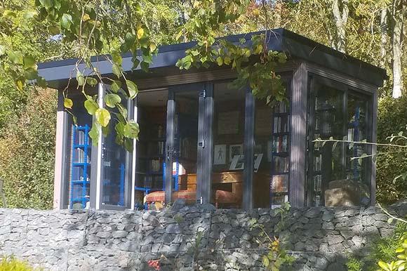 Garden Studio Library Southampton