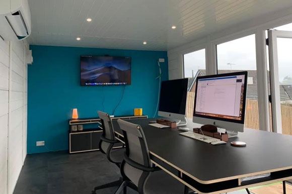 Garden Studio Office Spaces Southampton
