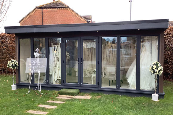 Work From Home Garden Offices Southampton