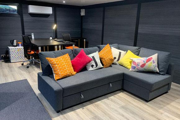 Garden Room Retreat Southampton